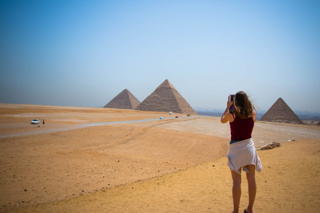 Ausflug  von el gouna nach Kairo flug