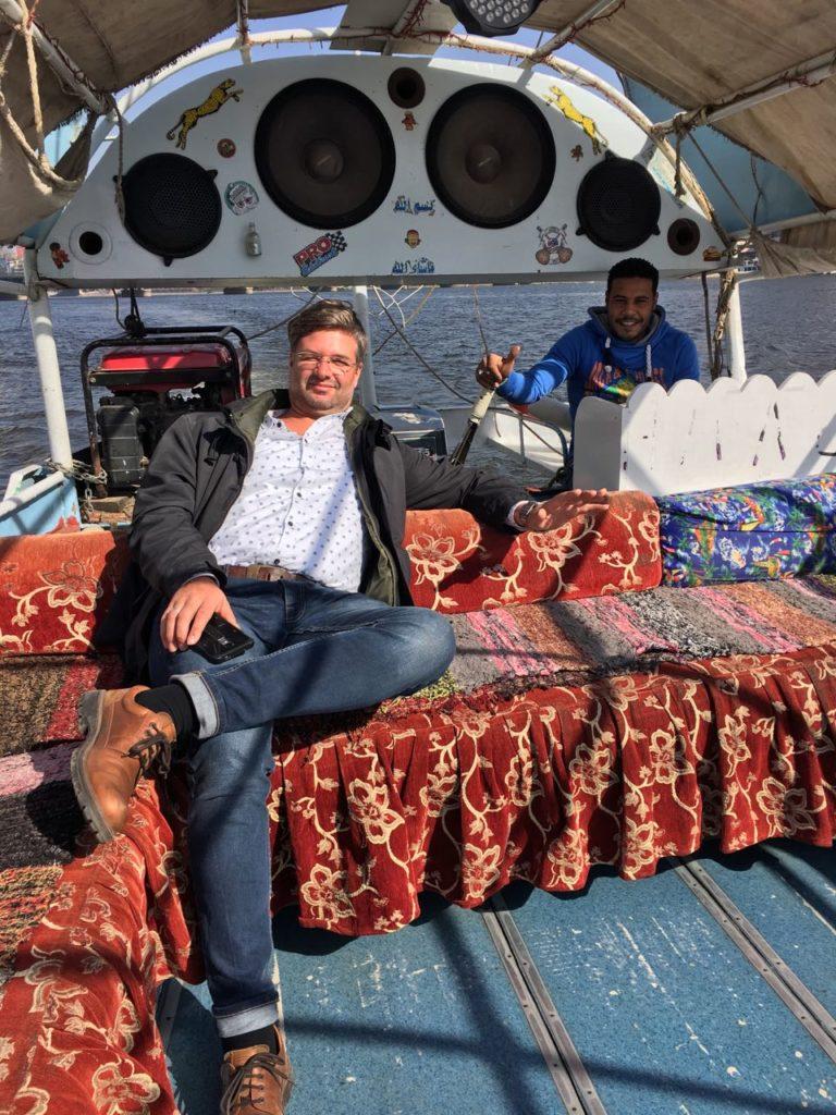 Glasbodenboot und Stadtrundfahrt ab Safaga Hafen