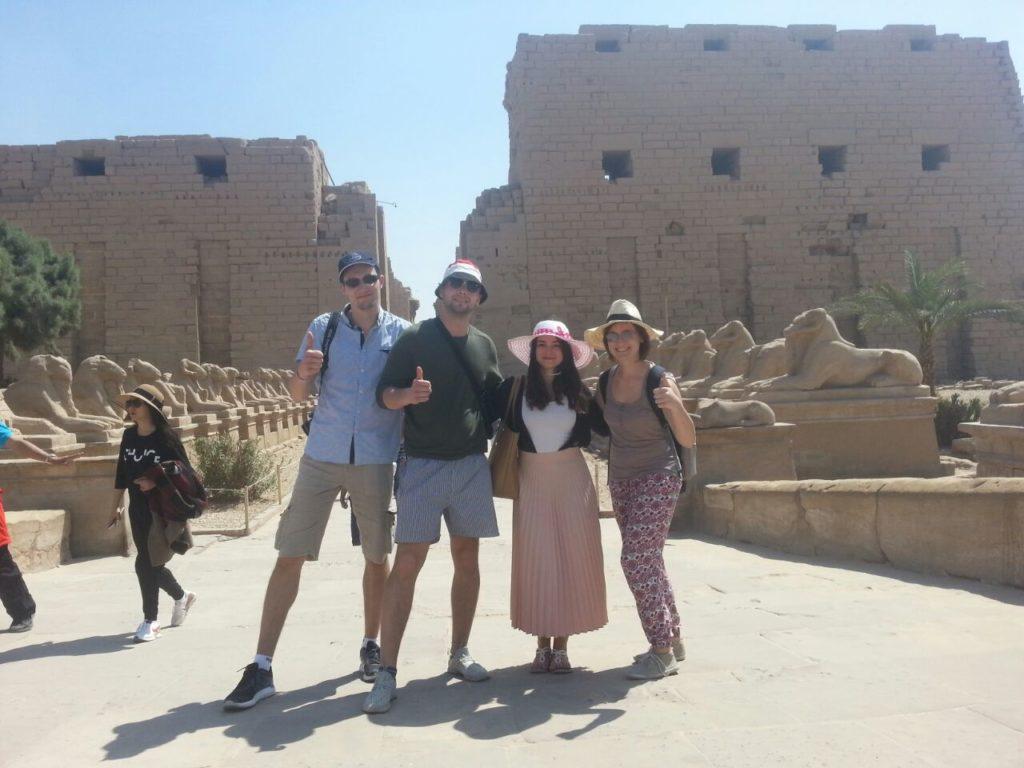 Tagesausflug von Safaga Hafen nach Luxor mit dem Bus