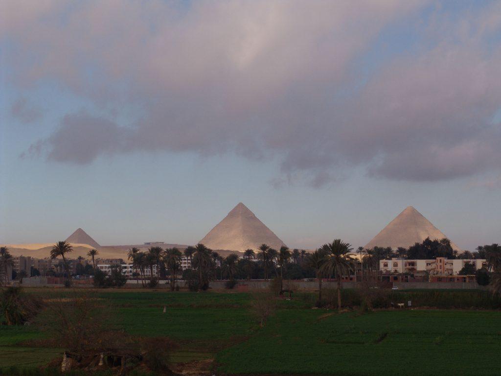Ausflug von Sharm El Sheikh nach Kairo mit dem Bus