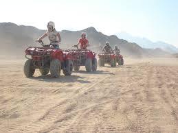 3 -Stündige Quad Fahren in Hurghada