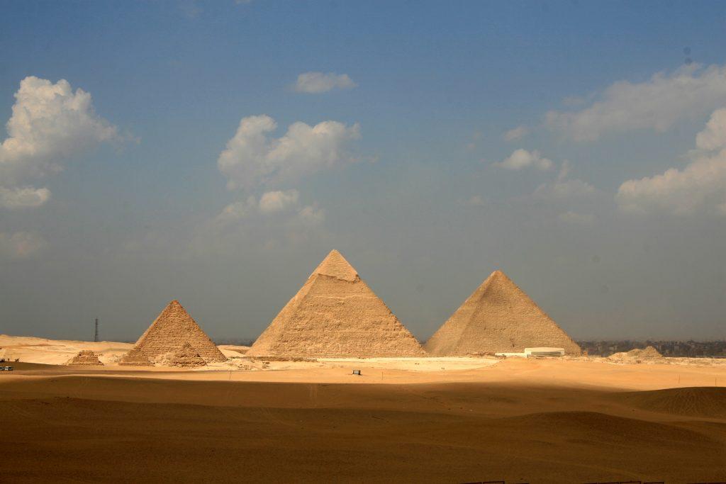 Ausflug von ihrem Hotel in Kairo zu den Pyramiden , Museuem