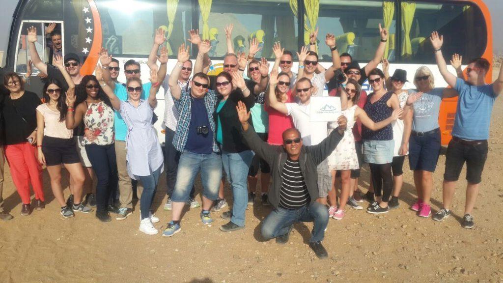 2 Tage Ausflug Kairo mit Bus mit Übernachtung ab Sharm el sheikh