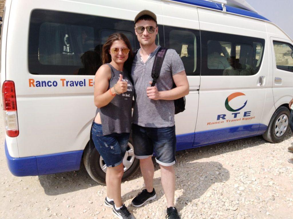 Ausflug von Hurghada nach Kairo 2 Tage mit Flugzeug