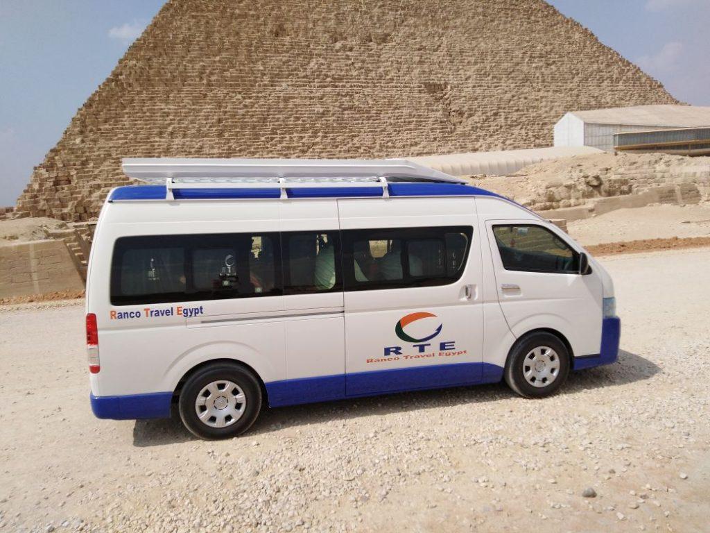 Flughafentransfer Hurghada El Quseir