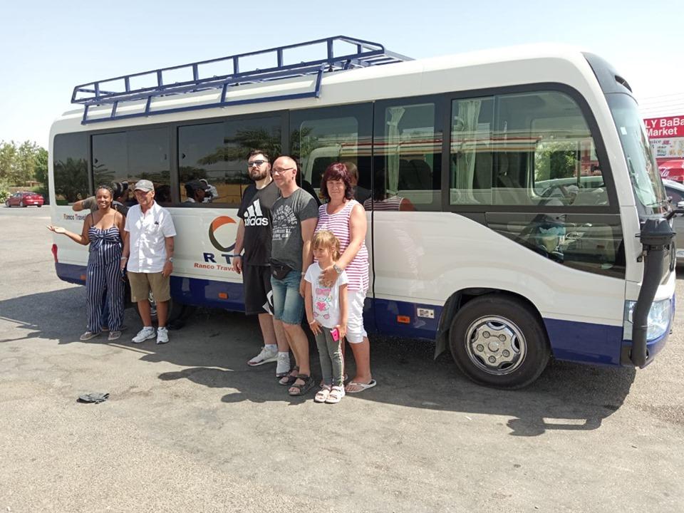2 Tage Ausflug Kairo mit Bus ab Sharm el sheikh