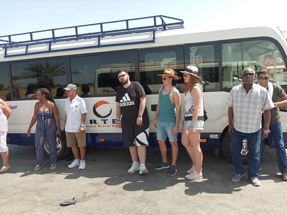 Tagesausflug von safaga nach Kairo Flug