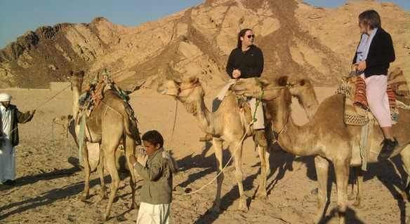 Jeep Safari in Hurghada